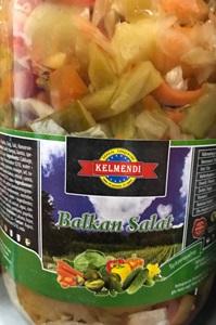 balkan salad