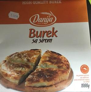 BUREK SA SIROM 2