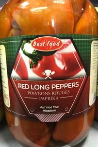 paprike best food
